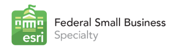 ESRI - Federal Small Business
