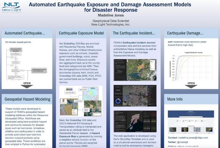 automated earthquake exposure and damage assessment models for disaster response